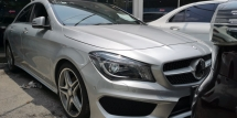 2015 MERCEDES-BENZ CLA 180 AMG SPORT 1.6 / PANORAMA ROOF / PUSH START / TIPTOP CONDITION FROM JAPAN / 4 YEARS WARRANTY