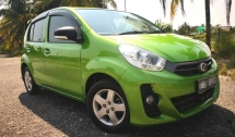 2014 PERODUA MYVI 1.3 (A) LAGI BEST / TIPTOP CONDITION / BLACKLIST CAN LOAN