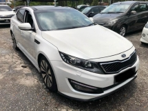 2012 KIA OPTIMA 2.0 (A) PANAROMIC ROOF ONE OWNER