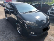 2009 TOYOTA WISH 1.8 (A) PUSH START REV CAM