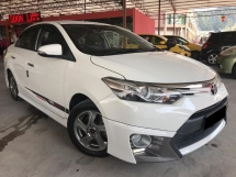 2013 TOYOTA VIOS 1.5 TRD SPORTIVO TIP TOP CONDITION