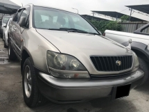 1998 TOYOTA HARRIER 300G TIP TOP CONDITION