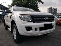 2013 FORD RANGER 2.2 XL 4X4 (M) SINGLE CAB - TOWN DRIVE ONLY - PERFACT NEW - VIEW TO BELIEVE....