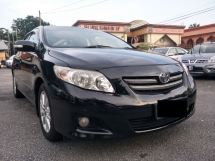 2008 TOYOTA ALTIS 1.8 (A) 2008 - 1 OWNER - ACC FREE - PERFACT LIKE NEW