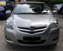 2010 TOYOTA VIOS 1.5G LIMITED (AT) BLACK INTERIOR 1 OWNER TIPTOP HIGH LOAN CITY