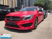 2014 MERCEDES-BENZ CLA 180 AMG SPORT NIGHT EDITION
