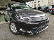 2016 TOYOTA HARRIER 2.0 ELEGANCE BROWN SUNROOF UNREG