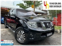 2014 NISSAN NAVARA  2.5 LE (A )4X4 FULL SPEC 1 OWNER
