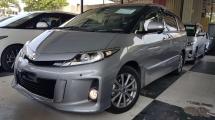 2015 TOYOTA ESTIMA 2015 Toyota Estima 2.4 Aeras Premium Electric Seat 2 Power Door 7 Seater Unregister for sale