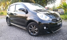 2013 PERODUA MYVI 1.5 SE TIPTOP CONDITION / BLACKLIST CAN LOAN