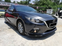 2016 MAZDA 3 CKD 2.0 SDN SKYACTIV TECHNOLOGY(CKD)6SPEED