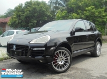 2008 PORSCHE CAYENNE 4.8 Turbo S Panoramic Powerboot BOSE LikeNEW Reg.2010