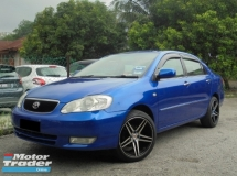 2003 TOYOTA ALTIS 1.8 G TipTOP Condition LikeNEW