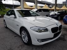 2012 BMW 5 SERIES 520i 2.0 TWIN POWER TURBO