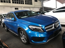 2014 MERCEDES-BENZ GLA GLA180 AMG SPORT POWER BOOTH PRE CRASH MEMORY SEAT 2014 JAPAN UNREG