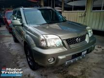 2004 NISSAN X-TRAIL 2.0L Comfort SUV
