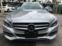 2015 MERCEDES-BENZ C-CLASS C180 AVANTGARDE HUD POWER BOOT