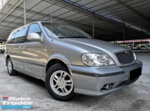 2005 NAZA RIA Naza Ria 2.5 AT TIP TOP CONDITION ONE OWNER