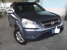 2003 HONDA CR-V i-VTEC (A) ORIGINAL TIPTOP CONDITION