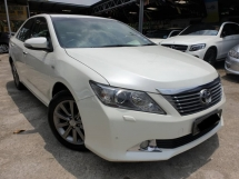 2014 TOYOTA CAMRY toyota camry 2.0 G X MODEL LOW MILEAGE