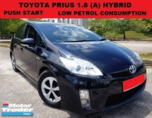2011 TOYOTA PRIUS 1.8 HYBRID (A) PUSH START LOW OIL COMSUMPTION TIP TOP