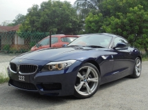 2010 BMW Z4 2.5 sDrive23i M Sport Convertible E89 Roadster SUPERB Luxury LikeNEW