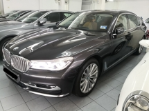 2016 BMW 7 SERIES 730Li 2.0 Twin Turbo CBU TRUE YEAR MADE 2016 Mil 39000 km only Warranty to 2021