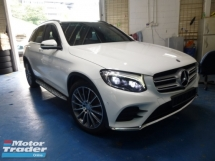 2017 MERCEDES-BENZ GLC 250 AMG CKD. WARRANTY UNTIL YEAR 2021. ACCIDENT FREE. JUST BUY N USE. NO REPAIR NEEDED. SEE TO BELIEVE