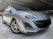 2013 MAZDA 3 Mazda 3 2.0 AT PADDLE SHIFT TIP TOP CONDITION