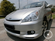 2004 TOYOTA WISH 1.8X HID SELECTION/1 OWNER/CASH NEGO / OTR OFFER /SUNROOF/TIPTOP