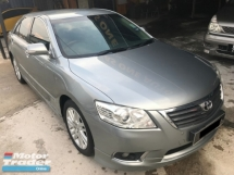 2009 TOYOTA CAMRY 2.4G LIMITED EDITION, 1 OWNER, ORI PAINT , ORI MILEAGE WITH FULL SERVICE RECORD, TIP TOP CONDITION