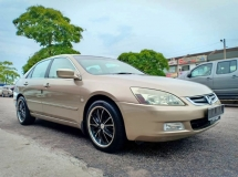 2005 HONDA ACCORD 2.4 VTI-L