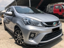 2018 PERODUA MYVI 1.5 Advance, Gear Up Spec, Under Warranty, Full Service Record, Like New, Original Condition, Call Now