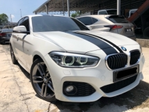 2016 BMW 1 SERIES 120I M Sport, Under Warranty, Full Service Record, Original Condition, No Need Repair, Call Now