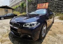 2016 BMW 5 SERIES 520i M Sport F10 2.0L (A)