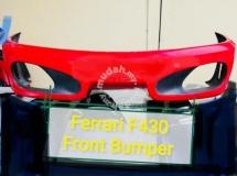2010 FERRARI F430 FRONT BUMPER