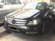 2014 MERCEDES-BENZ C-CLASS C200 CGI BLUE EFFICIENCY AVANTGARDE Facelift Actual Year Make