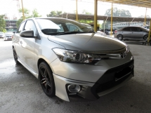 2016 TOYOTA VIOS 1.5 TRD SPORTIVO TIP TOP CONDITION,WELL MAINTAIN BY PREVIOUS OWNER,NON SMOKING CAR,KEYLESS,SPORTRIMS