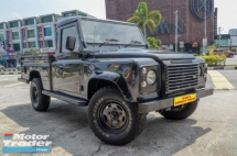 2011 LAND ROVER DEFENDER 110S High Capacity Pick Up
