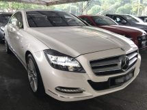 2011 MERCEDES-BENZ CLS-CLASS CLS350 Fullspec,CBU, FREE Warranty, REG 2012