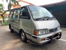 2010 NISSAN VANETTE 1.5 (M) Window Van