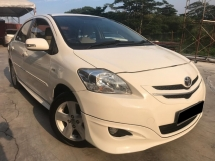 2007 TOYOTA VIOS 1.5G (AT) TIP TOP CONDITION