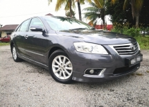 2010 TOYOTA CAMRY NEW FACELIFT 2.0G SPEC / 2 POWER SEAT / ORIGINAL TIPTOP CONDITION /