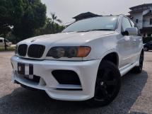 2002 BMW X5 X DRIVE 30I