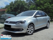 2013 VOLKSWAGEN POLO 1.6 Sedan 6Speed NAVI TipTOP LikeNEW