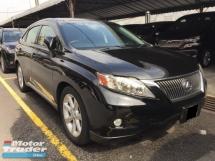 2010 LEXUS RX350 3.5 (A) Japan Spec Registered 2013