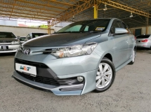 2013 TOYOTA VIOS 1.5 (A) E SPEC 1 CAREFUL OWNER GOOD CONDITION RAYA PROMOTION PRICE.