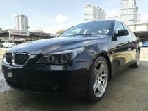 2007 BMW 5 SERIES 523I E60 2.5 (A)
