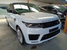 2018 LAND ROVER RANGE ROVER SPORT 3.0 HSE DYNAMIC V6 FACELIFT P/ROOF MERIDIAN R/ENTERTAINMENT (A) PROMOSI RAYA UNREG 2018