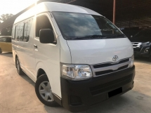 2015 TOYOTA HIACE TIPTOP CONDITION